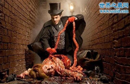 世界十大悬案,尸体被分割并挖出肠子(多图)