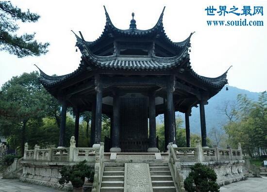 中国四大名亭,因文人雅士的诗文赞颂而闻名