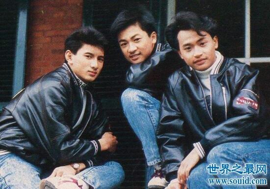 小虎队成员都有谁,陈志朋现状如何为什么不红了