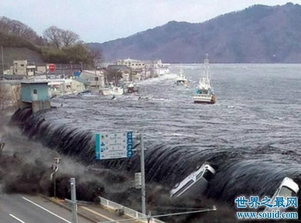 世界十大海啸排行榜,印尼海啸最可怕!