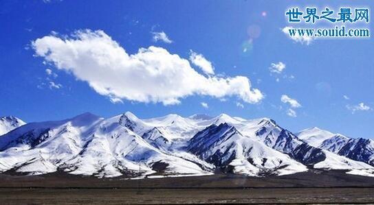 中国四大高原,青藏高原世界海拔最高(5000米)