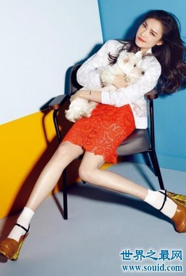 世界十大洋气的美人,杨幂古力娜扎娱乐圈时尚达人