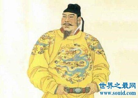 唐太宗李世民不仅仅创造了贞观之治,还是一个爱子狂魔!