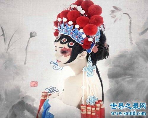 中国古代四大丑女之钟无艳