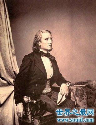 民族派先声,浪漫主义钢琴家弗朗茨?李斯特
